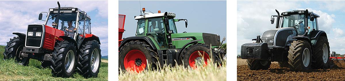 AGCO Tractors